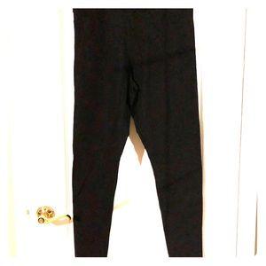 Lauren Conrad mid rise black leggings